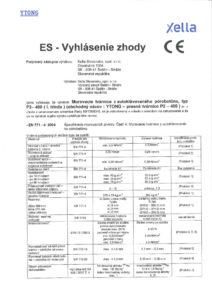 thumbnail of ce-vyhlasenie-zhody-ytong-presne-tvarnice-p2-400-sas